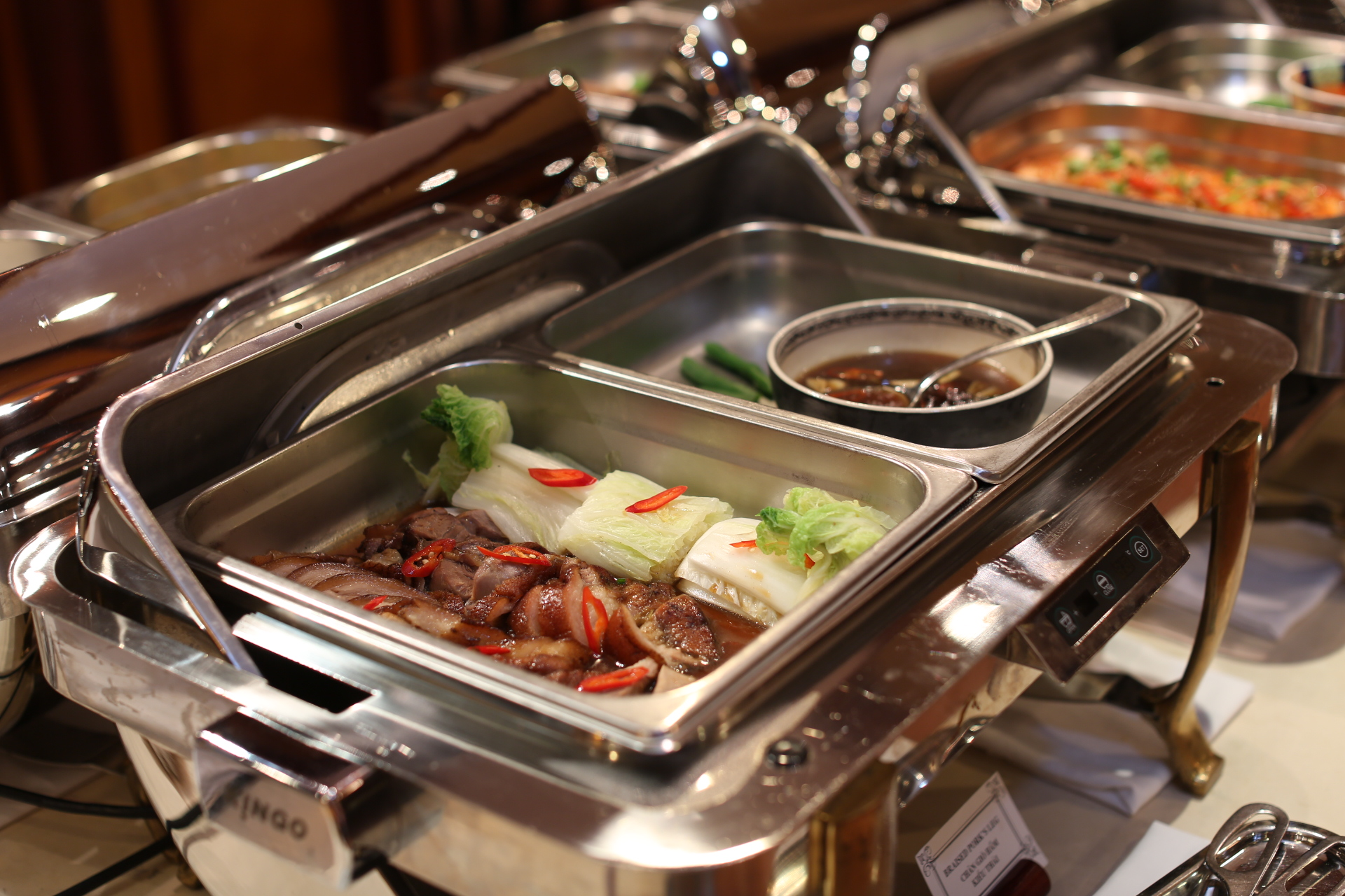 Four Season Restaurant Buffet