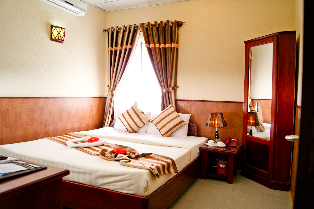 Phòng double - Hotel24h.net